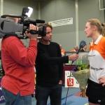 RTVNH interviewt Karina