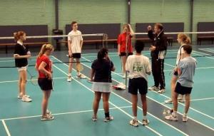 Haarlemse Badminton Acadamy