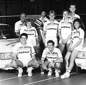 Nashua Duinwijck wint niet in 1988