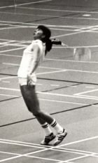 Paula verslaat Eline in 1979