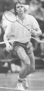 De succesvolle trainer Wim Fisscher in actie