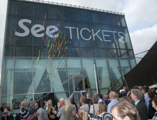 Opening nieuw pand See Tickets