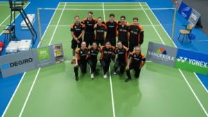 team 1 seizoensopening